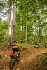 Mountain biker on LOViT singletrack near Blakely Mountain Dam -C2_D5A1814 - 72 ppi