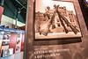 Displays inside visitor center of Little Rock Central High School National Historic Site, Arkansas - _1C30078 - 72 ppi