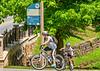 Biker(s) on Razorback Regional Greenway in Bentonville, Arkansas - _D5A0564 - 72 ppi-2