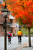 Cyclist(s) in Harpers Ferry Nat  Historical Park, WV-fall-- - 72 ppi-4