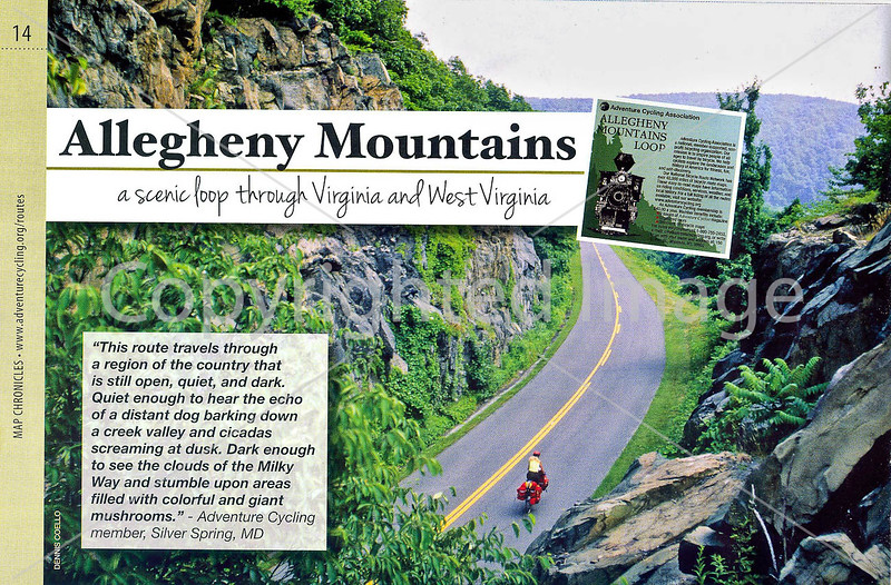 Adventure Cycling - Map Chronicles - 2012 - 4