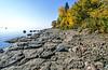 Western shore of Lake Superior near Gitchi-Gami State Trail - 2 - 72 ppi
