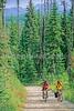 Cyclists in Glacier National Park, Montana - 72 dpi-25