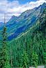 Cyclist in Washington state's North Cascades National Park - B wa cascades 13 - 72 dpi