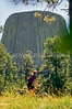Devils Tower Nat  Monument in Wyoming - 5 - 72 dpi