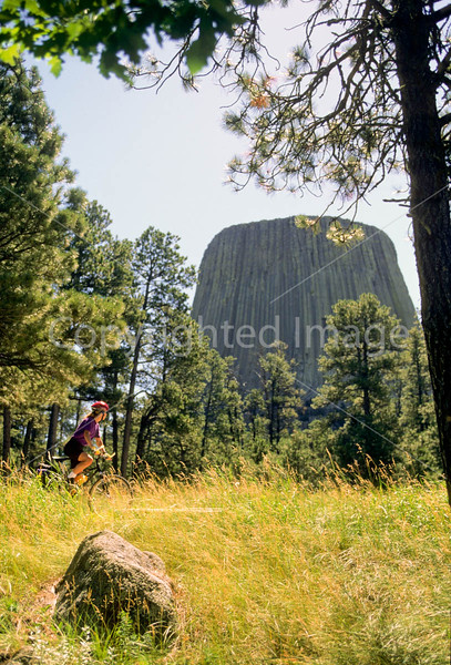Devils Tower Nat  Monument in Wyoming - 1 - 72 dpi