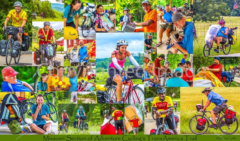 Postcard - Missouri Section of Adventure Cycling's TransAmerica Trail - ID - 72 ppi