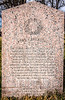 Texas - Historic marker in Ozona about Fort Lancaster State Historic Site -  C8e-'08-3077 - 72 ppi