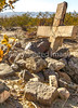 Texas - Grave marker near Old Fort Quitman - C8d-'08-2616 - 72 ppi-2