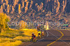 Southern Tier riders, Fort Davis to Alpine, Texas - C4-2 - 72 ppi