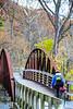UGRR rider in Cuyahoga Valley Nat  Park, Ohio -0120 - 72 ppi