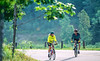 Cyclists at Calvin Coolidge Homestead at Plymouth Notch, Vermont - 9 - 72 ppi