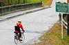 Biker on bank robbers' trail in Sheldon, VT- - 72 ppi