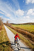 Cyclists on Vermont's Missisquoi Valley Rail Trail-0155 - 72 ppi