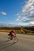 Biker on SR118 near Berkshire in northwest Vermont-C2--0453 - 72 ppi