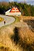 Biker on SR118 near Berkshire in northwest Vermont-0446 - 72 ppi