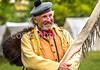 Reenactors in 150th anniversary Civil War event in St  Albans, Vermont - C1-0772 - 72 ppi