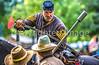 Reenactors in 150th anniversary Civil War event in St  Albans, Vermont - C1-0715 - 72 ppi