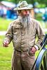 Reenactors in 150th anniversary Civil War event in St  Albans, Vermont - C1-0703 - 72 ppi