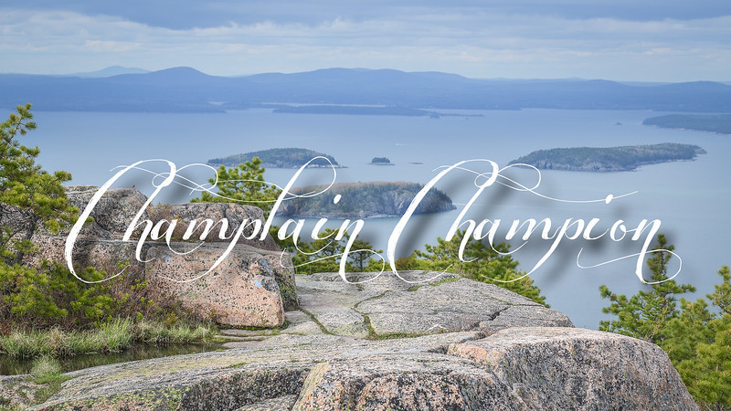 Champlain Champion Slideshow with Music
