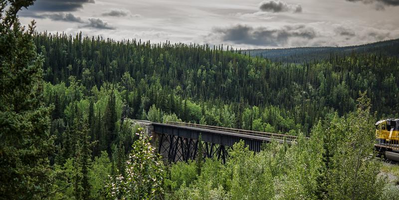 River Bridged