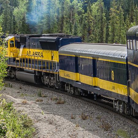 Bendy Train