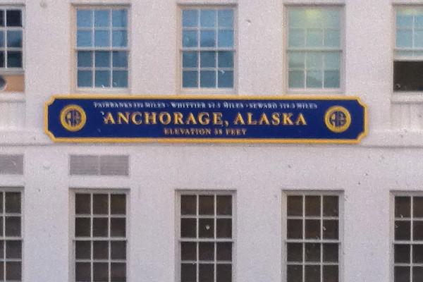 Anchorage Ahoy!