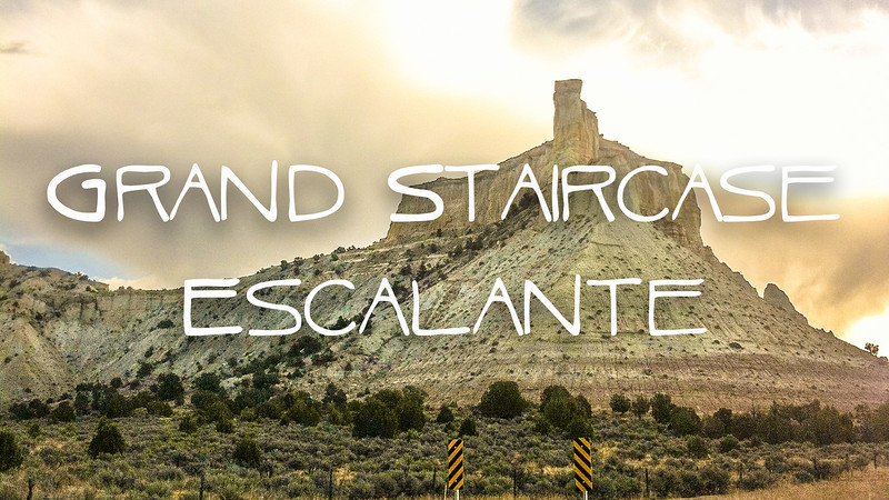 Grand Staircase Escalante Slideshow with Music