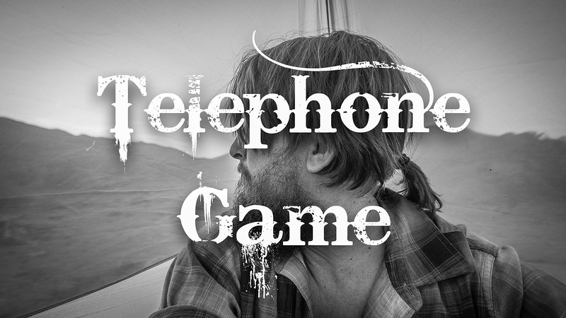 Telephone Slideshow with Music