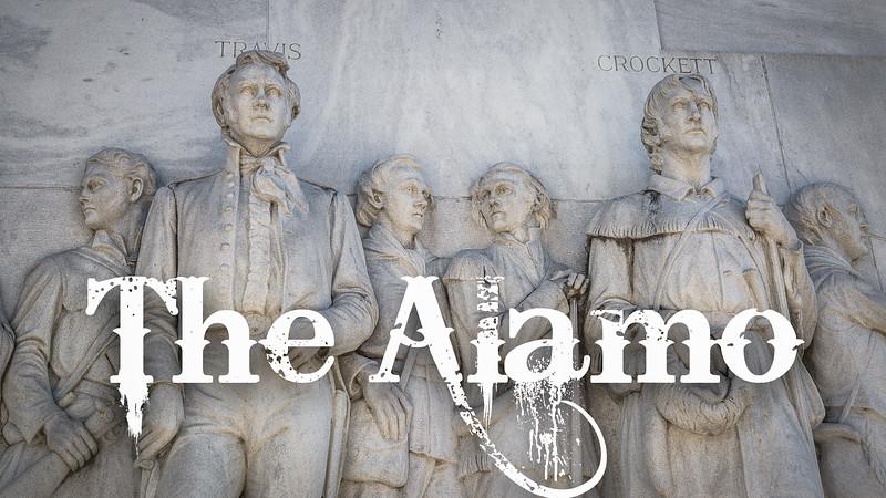 The Alamo Slideshow with Music