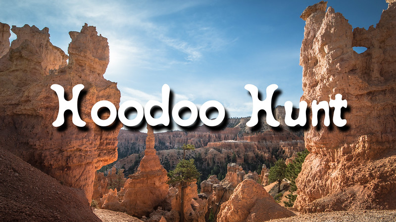 Hoodoo Hunt Slideshow with Music