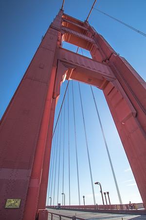 Towering Red