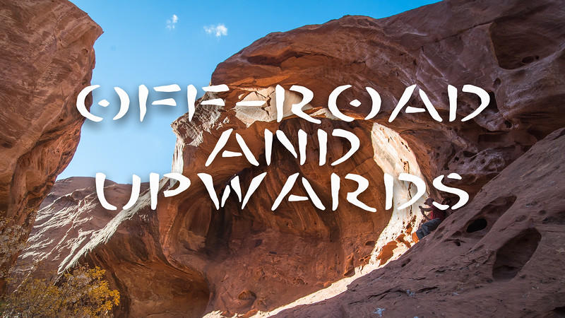 Off-Road and Upwards Slideshow with Music