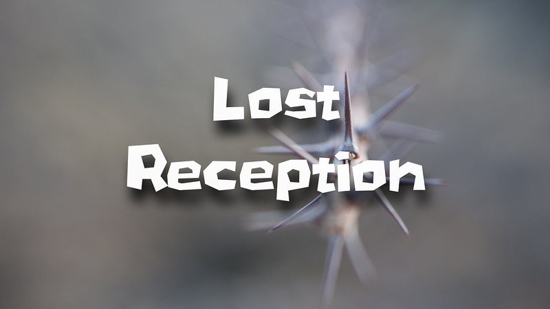Lost Reception Slideshow with Music