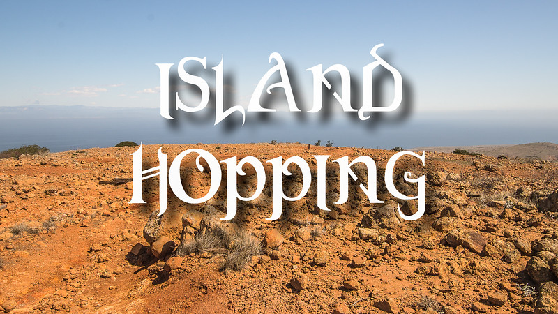 Island Hopping Slideshow with Music