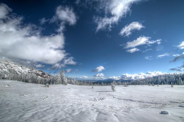 Snow Blanket
