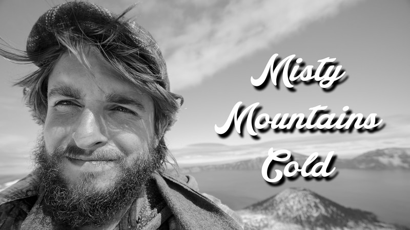 Misty Mountains Cold Slideshow with Music
