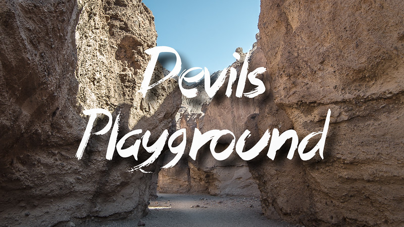 Devil's Playground Slideshow with Music