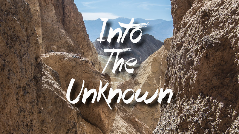 Into the Unknown Slideshow with Music