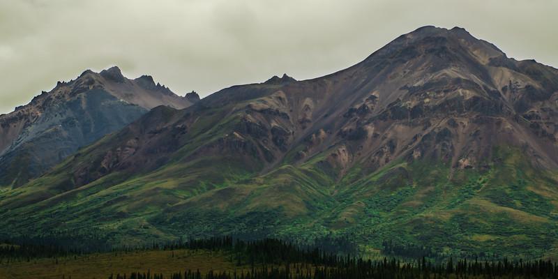 Fictional Peaks