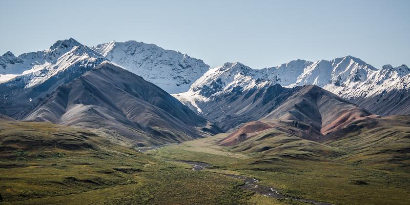 Alaska's Palette