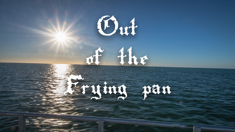 Out of the Frying Pan Slideshow with Music