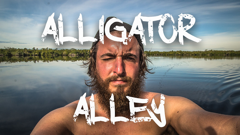 Alligator Alley Slideshow with Music