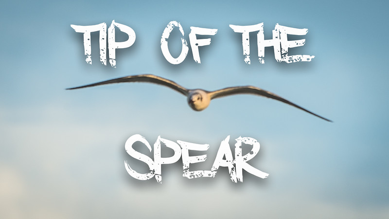 Tip of the Spear Slideshow with Music