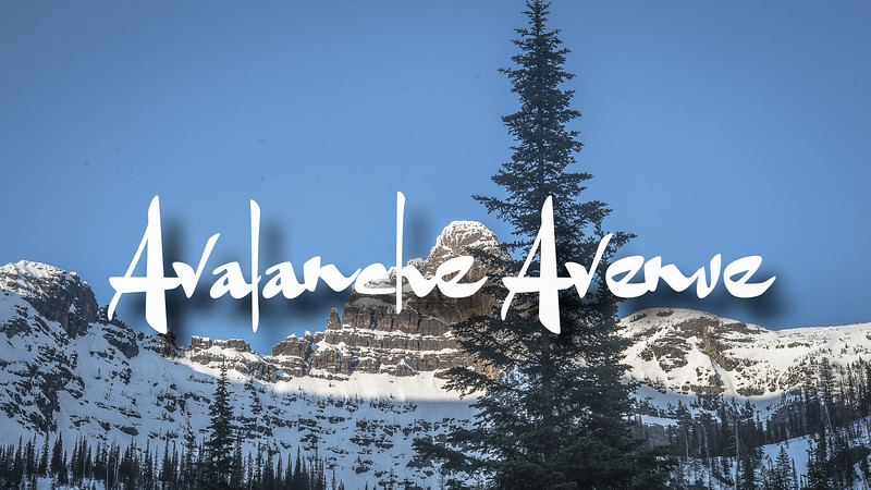 Avalanche Avenue Slideshow with Music