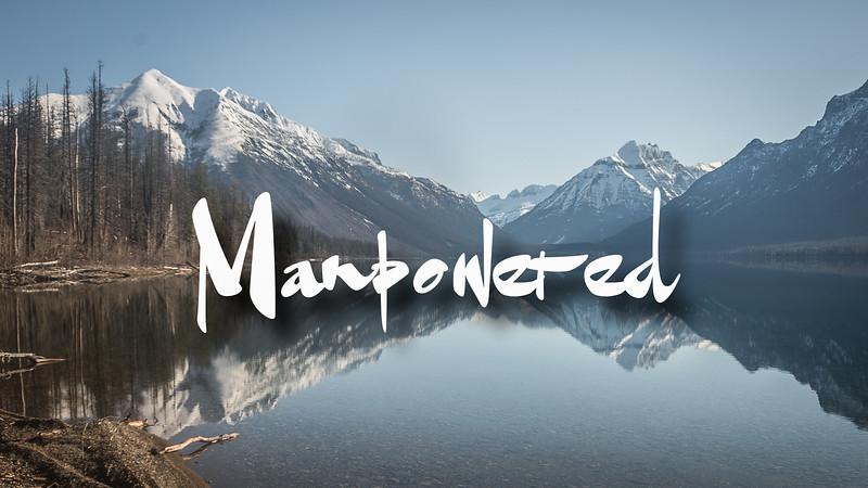 Manpowered Slideshow with Music