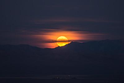 The Moon Cometh