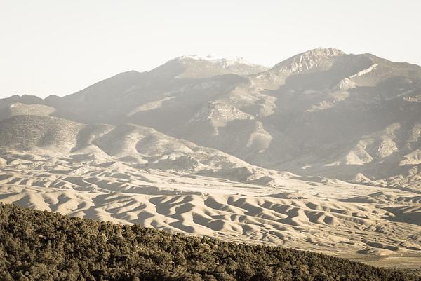 Snaking Landscape