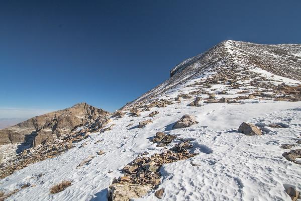 Admired Peak