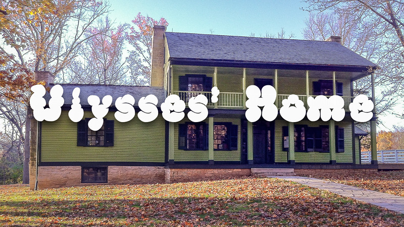 Ulysses' Home Slideshow with Music